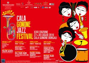 Cala Gonone Jazz Festival 2016