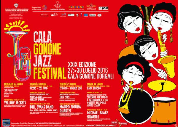 Al via la 29esima edizione del Cala Gonone Jazz Festival